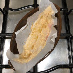 Sogliola gratinata al forno - Caffè Cannella