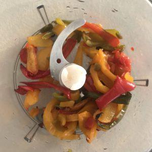 Tirosalata - crema di peperoni greca - Caffè Cannella