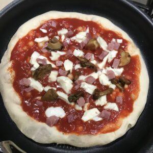 Cottura pizza a casa come in pizzeria - Caffè Cannella