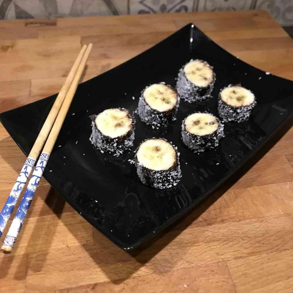 Sushi di banana
