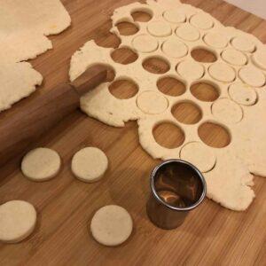 Biscotti allo yogurt - Caffè Cannella