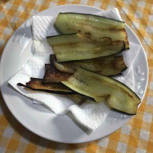Parmigiana di melanzane in padella (2)