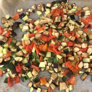 Peperoni imbottiti vegetariani